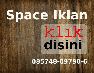 Advertorial - Space Iklan